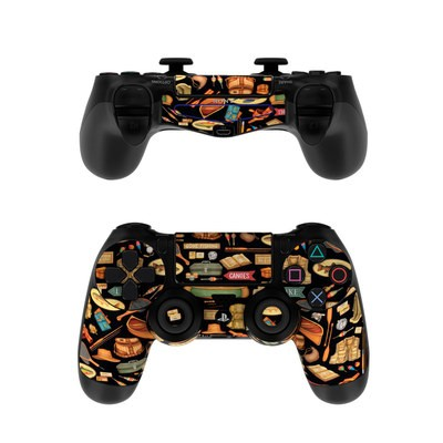 Sony PS4 Controller Skin - Gone Fishing