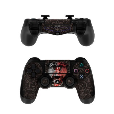 Sony PS4 Controller Skin - Good and Evil