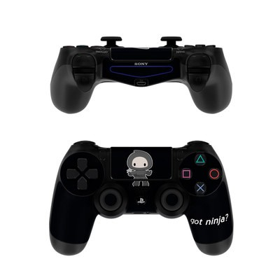 Sony PS4 Controller Skin - Got Ninja