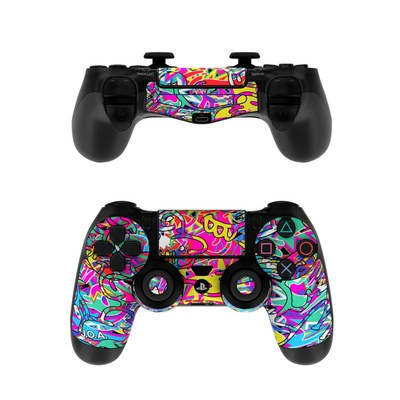 Sony PS4 Controller Skin - Graf