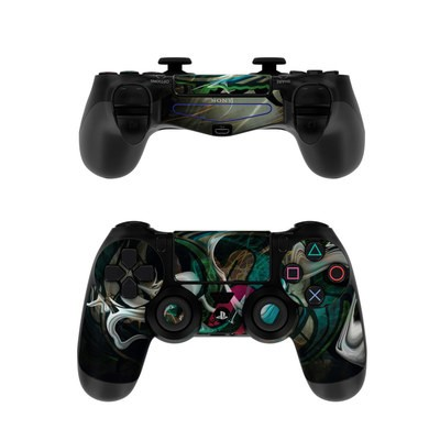 Sony PS4 Controller Skin - Graffstract