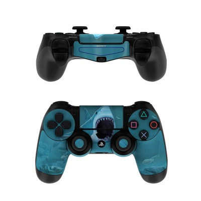 Sony PS4 Controller Skin - Great White