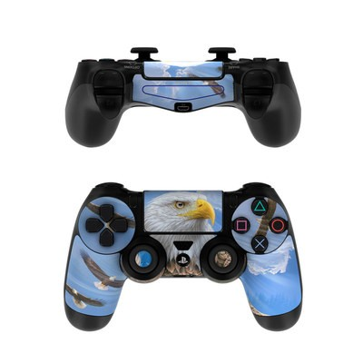 Sony PS4 Controller Skin - Guardian Eagle