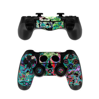 Sony PS4 Controller Skin - Hallucination