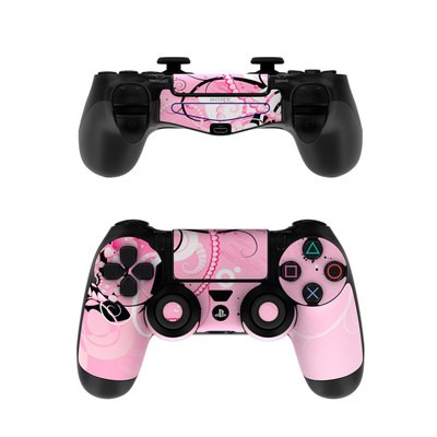 Sony PS4 Controller Skin - Her Abstraction