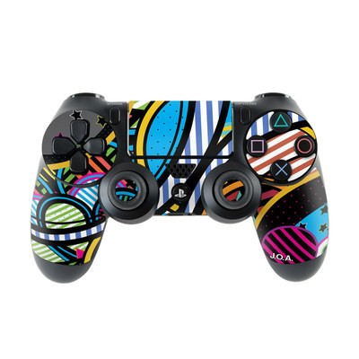 Sony PS4 Controller Skin - Hula Hoops