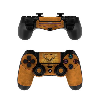 Sony PS4 Controller Skin - Hiding Buck