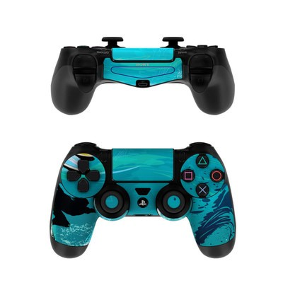 Sony PS4 Controller Skin - Hit The Waves