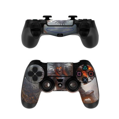 Sony PS4 Controller Skin - Horseman
