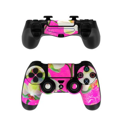 Sony PS4 Controller Skin - Hot Pink Pop