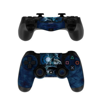 Sony PS4 Controller Skin - Howling
