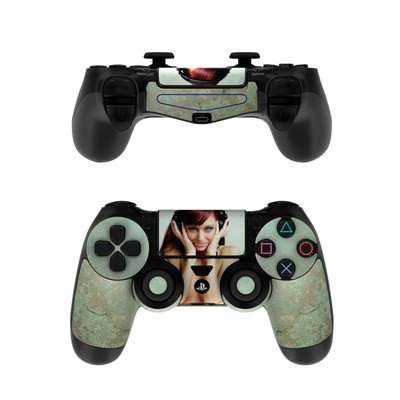 Sony PS4 Controller Skin - Headphones