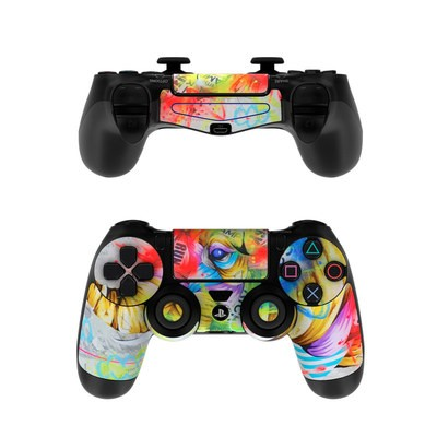 Sony PS4 Controller Skin - Headspring