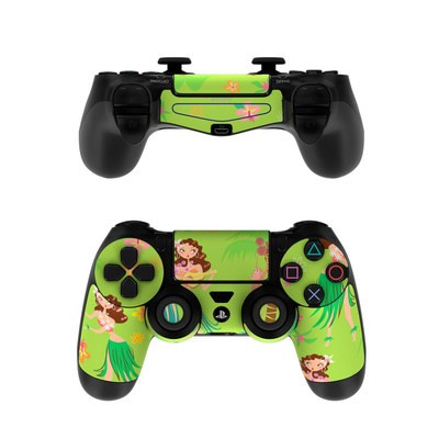 Sony PS4 Controller Skin - Hula Honey
