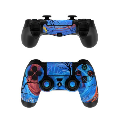 Sony PS4 Controller Skin - Ichabods Forest