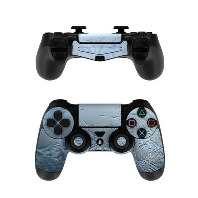 Sony PS4 Controller Skin - Icy