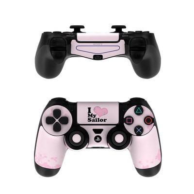 Sony PS4 Controller Skin - I Love My Sailor