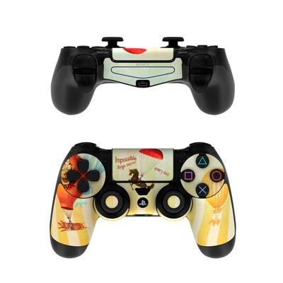 Sony PS4 Controller Skin - Impossible