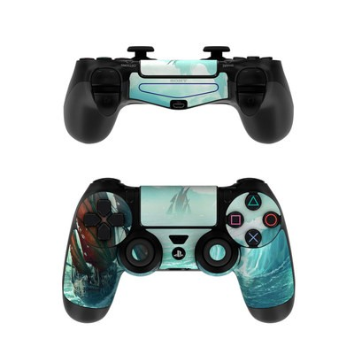 Sony PS4 Controller Skin - Into the Unknown