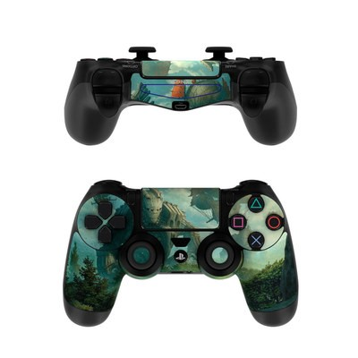 Sony PS4 Controller Skin - Invasion