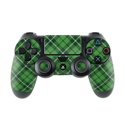 Sony PS4 Controller Skin - Irish Plaid