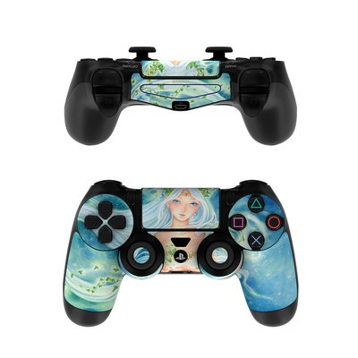 Sony PS4 Controller Skin - Ivy Goddess