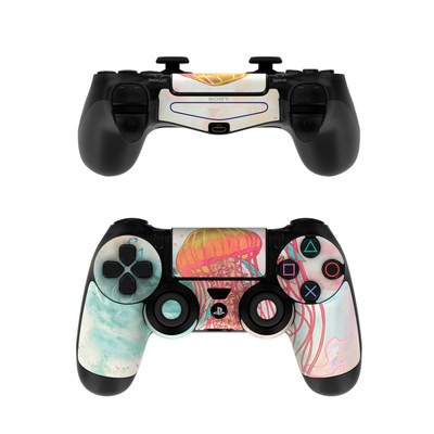 Sony PS4 Controller Skin - Jellyfish