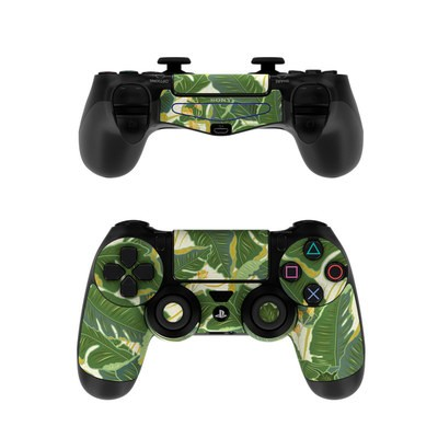 Sony PS4 Controller Skin - Jungle Polka