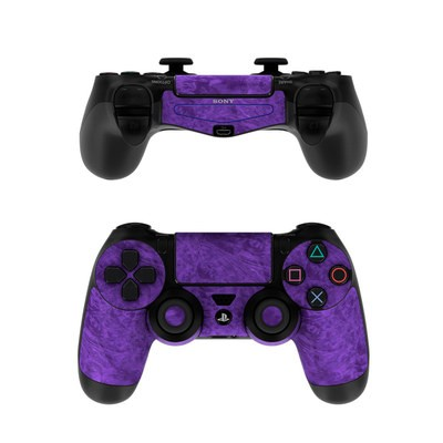 Sony PS4 Controller Skin - Purple Lacquer