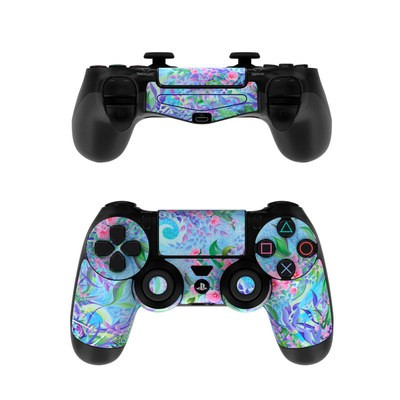 Sony PS4 Controller Skin - Lavender Flowers