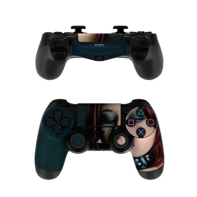 Sony PS4 Controller Skin - Leashed