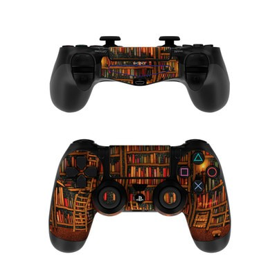 Sony PS4 Controller Skin - Library