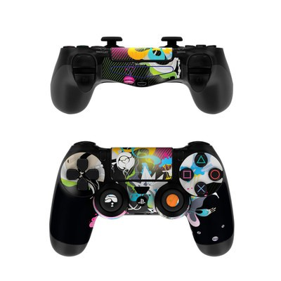 Sony PS4 Controller Skin - Lights