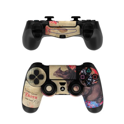 Sony PS4 Controller Skin - Leap Of Faith