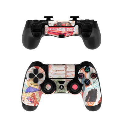 Sony PS4 Controller Skin - London