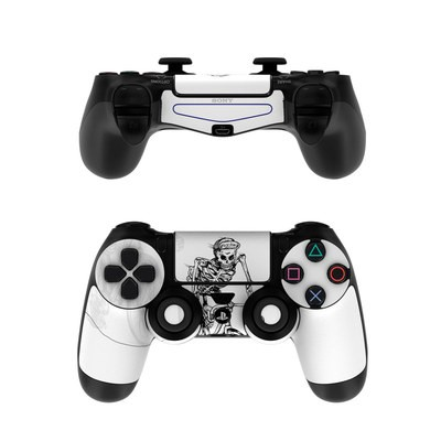 Sony PS4 Controller Skin - Lone Rider
