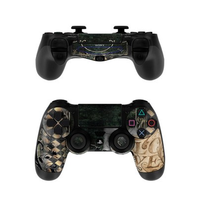 Sony PS4 Controller Skin - Love's Embrace