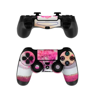 Sony PS4 Controller Skin - Love Tree