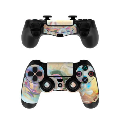 Sony PS4 Controller Skin - Lucidigraff