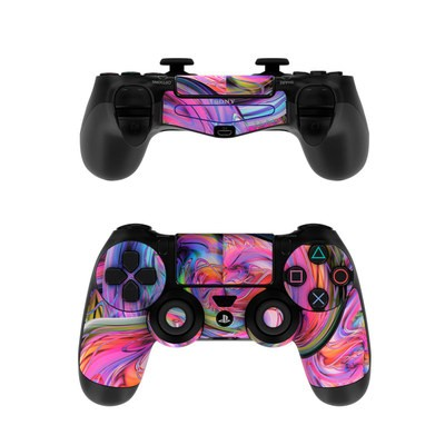 Sony PS4 Controller Skin - Marbles