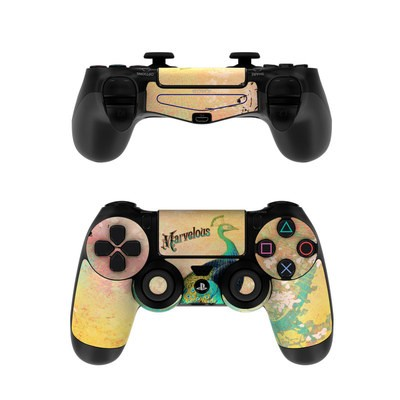 Sony PS4 Controller Skin - Marvelous