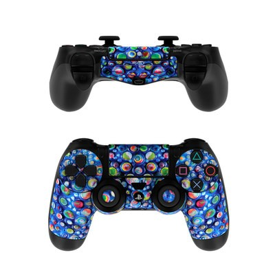 Sony PS4 Controller Skin - My Blue Heaven
