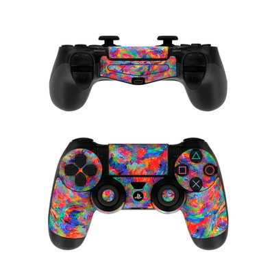 Sony PS4 Controller Skin - Melted