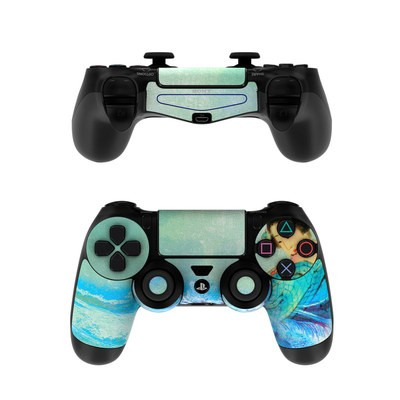 Sony PS4 Controller Skin - Magic Wave