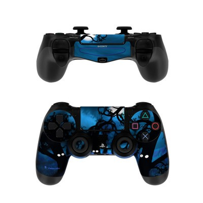 Sony PS4 Controller Skin - Midnight Forest