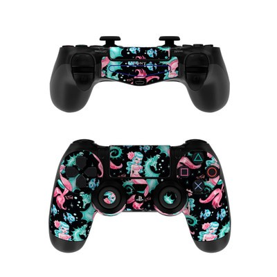 Sony PS4 Controller Skin - Mysterious Mermaids