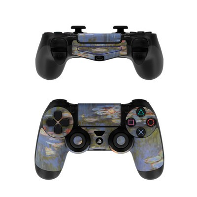 Sony PS4 Controller Skin - Monet - Water lilies