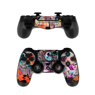 Sony PS4 Controller Skin - The Monk