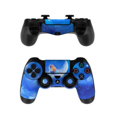 Sony PS4 Controller Skin - Moon Fox