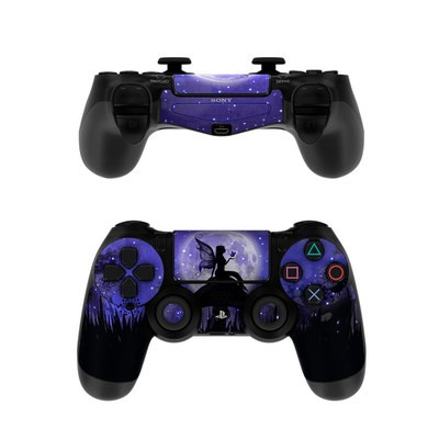 Sony PS4 Controller Skin - Moonlit Fairy